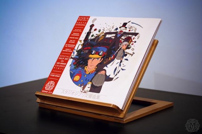 「スタジオジブリ交響曲集(ハウルの動く城 )」 Studio Ghibli Kokyo Kyokushu HOWL'S MOVING CASTLE Ver. US$30