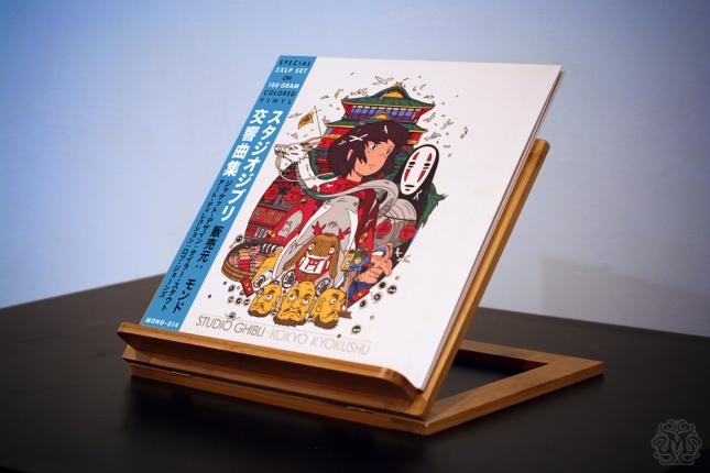 「スタジオジブリ交響曲集(千と千尋の神隠し)」 Studio Ghibli Kokyo Kyokushu SPIRITED AWAY Ver. US$30