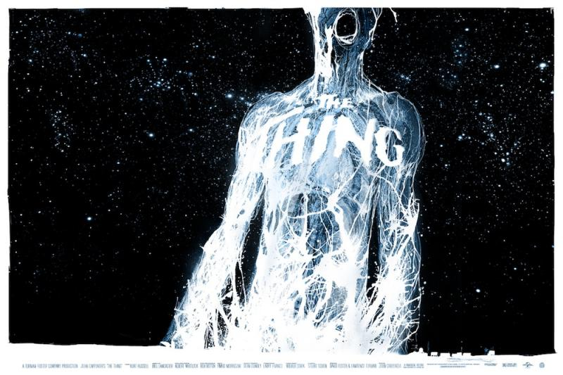 「遊星からの物体X」バリアント The THING Variant by Jock Edition of150 US