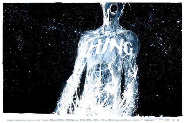 「遊星からの物体X」バリアント The THING Variant by Jock Edition of150 US$75