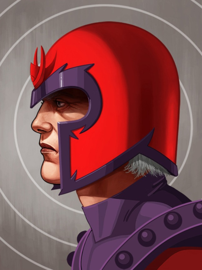 MAGNET BY MIKE MITCHELL