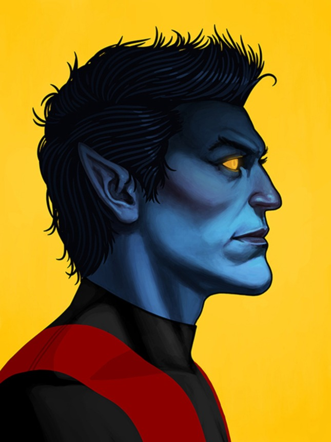 NIGHTCRAWLER BY MIKE MITCHELL